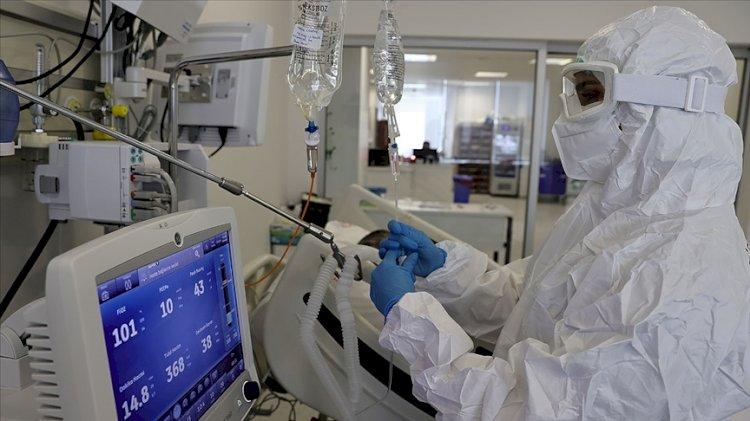15 mayıs koronavirüs tablosu açıklandı... Vaka sayısında artış