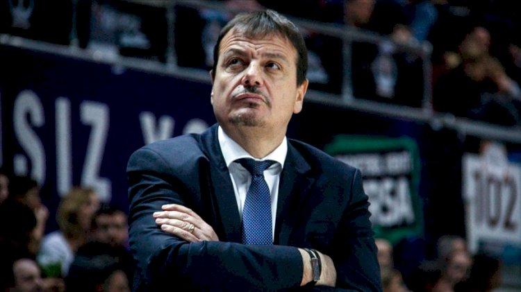 Ergin Ataman'dan Fenerbahçe Beko maçında olay hareket!