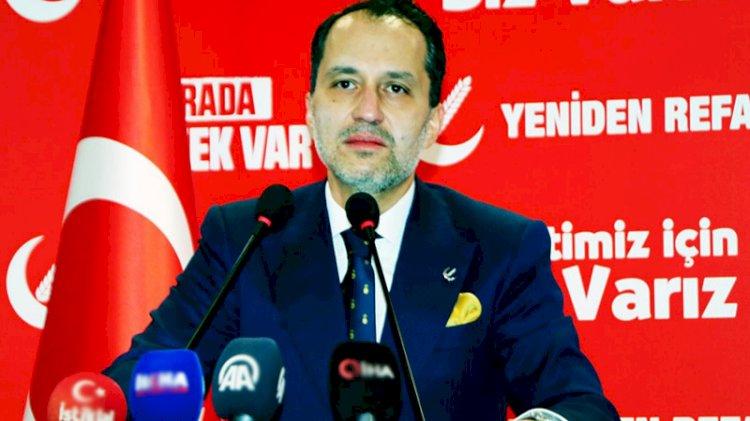 Fatih Erbakan: Artan intiharların nedeni pandemi ile derinleşen ekonomik sıkıntılar