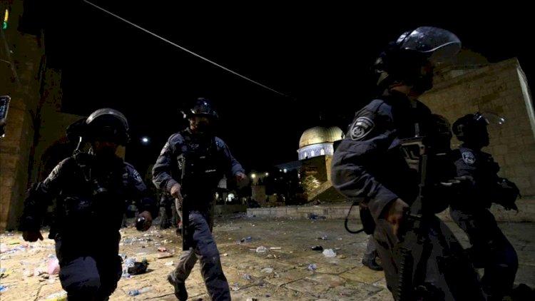 Filistin Kızılayı: Saldırıda 178 kişi yaralandı