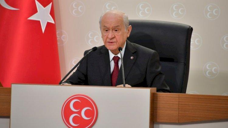 'Bahçeli'nin teklifi Cumhurbaşkanı seçim barajını yüzde 40'a düşüyor'