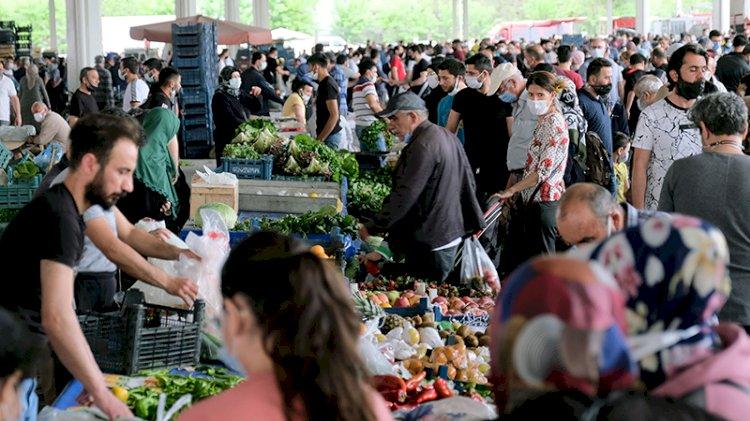 Pazarlar açıldı, marketlerde fiyatlar dip yaptı iddiası