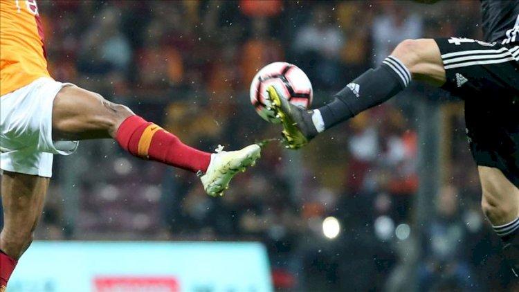 Galatasaray Beşiktaş maçında ilk 11'ler belli oldu