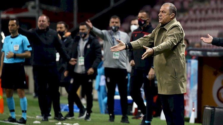 Fatih Terim'den maç sonu açıklama... 'İnsan bazı şeyler için üzülüyor'