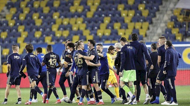 Fenerbahçe şampiyonluk için geri döndü!