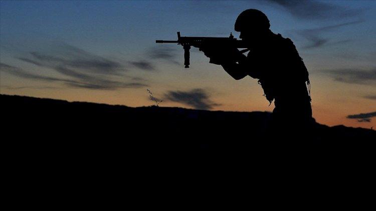 Milli Savunma Bakanlığı: Irak'ın kuzeyinde 16 terörist etkisiz hale getirildi