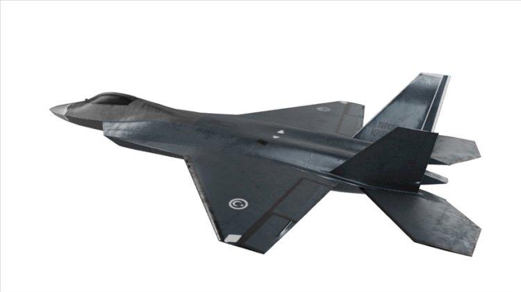 Milli savaş uçağı ASELSAN teknolojileriyle donatılacak