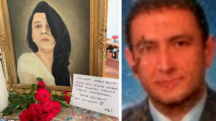 Sevgilisini öldürüp resmini yapan katil: Kendimi daha iyi ifade edebilmem için tahliye edin