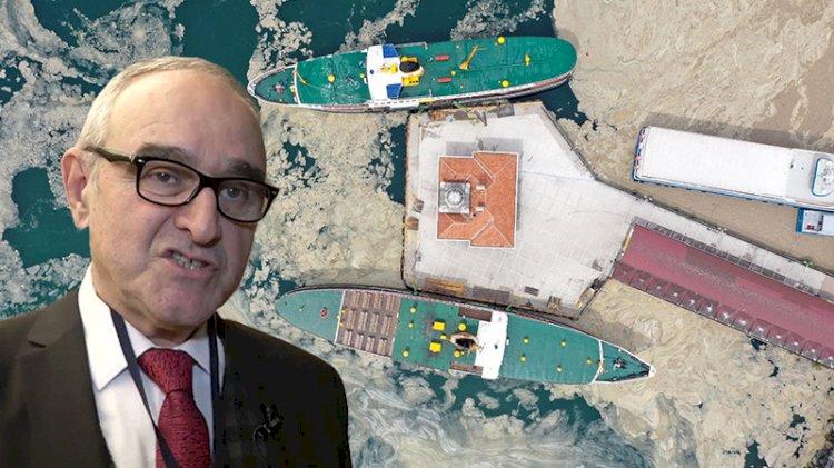 Prof. Cemal Saydam: O projeyi durdurun… Bardak taşıyor!