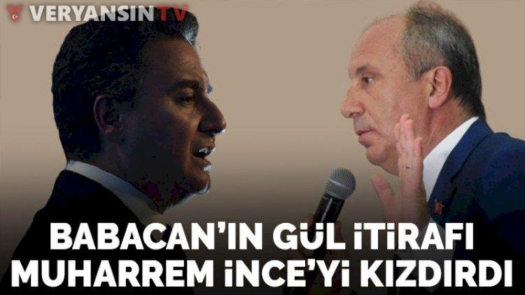 Muharrem İnce, Ali Babacan'ın Abdullah Gül itirafı üzerinden Kılıçdaroğlu'na yüklendi