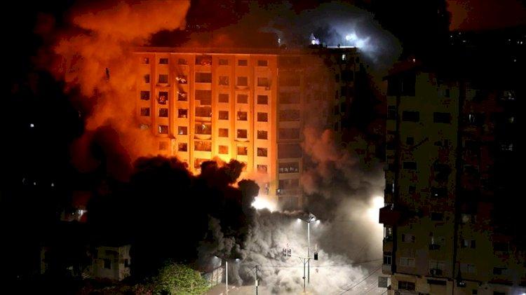 İsrail vahşeti devam ediyor!