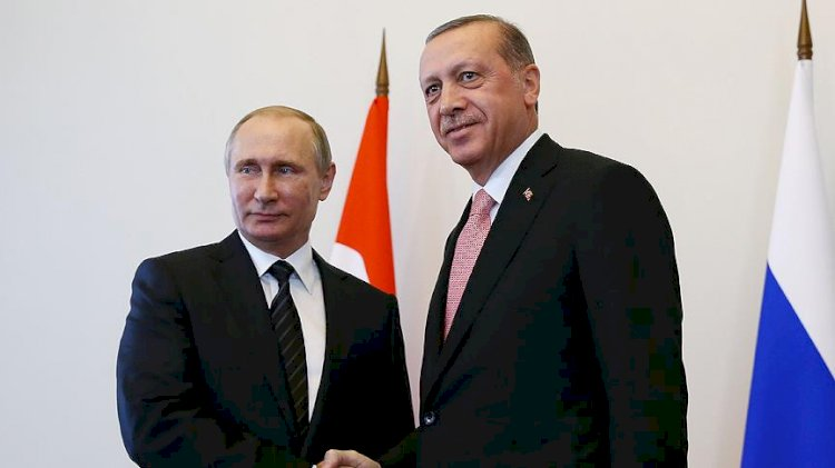 Erdoğan'dan Putin'e 'Filistin'e koruma gücü' teklifi