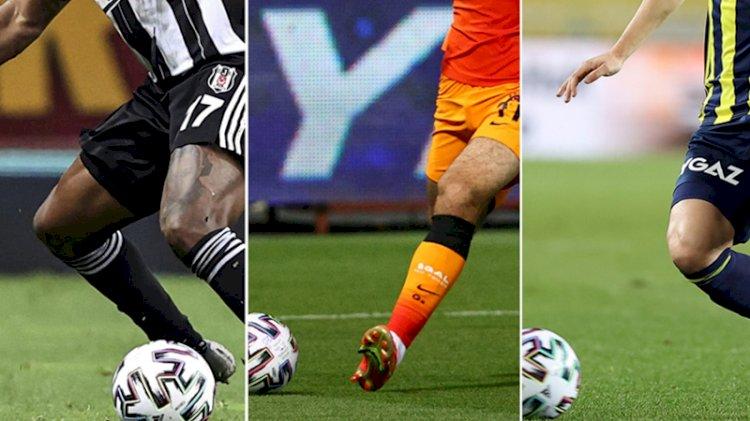 Süper Lig'de puan durumu! Şampiyonluk yarışı nefes nefese devam ediyor
