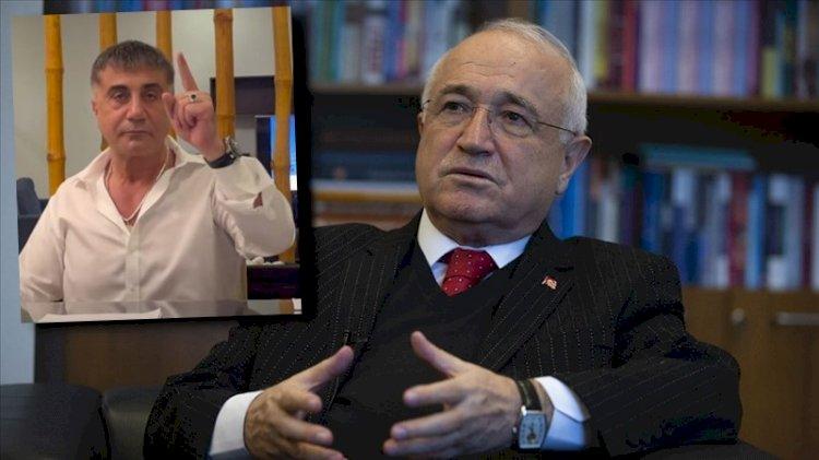 Cumhurbaşkanlığı YİK üyesi Cemil Çiçek'ten savcılara 'Sedat Peker' çağrısı