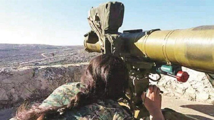 PKK mağarasından çıkan o ABD silahı neyin işareti?