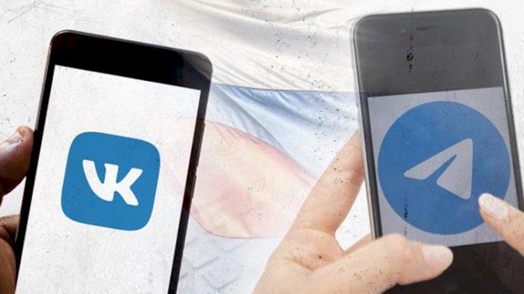Rusya'dan dev sosyal medya platformlarına 6,5 milyon ruble ceza