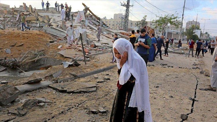 İsrail bayramda bomba yağdırdı! Can kaybı 100'ü aştı