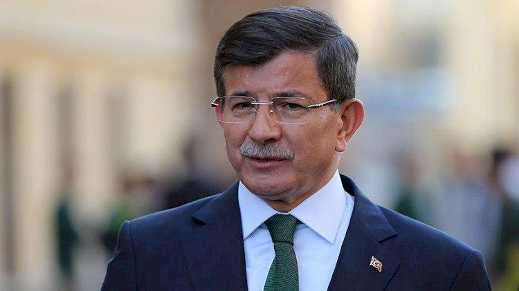 Davutoğlu'ndan Sedat Peker açıklaması