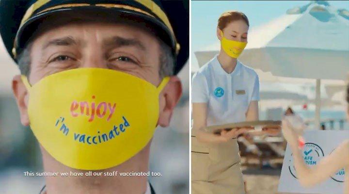 İkinci 'turistin görebileceği herkes' vakası! Bakanlık'tan tepki çeken reklam