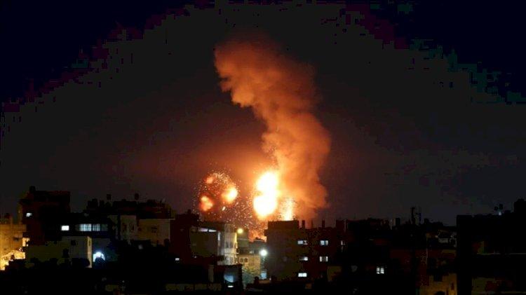 İsrail'den 'Gazze'ye girildi' açıklamasından geri adım... Sıcak gecede roket yağmuru