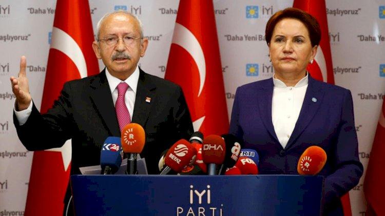 Kılıçdaroğlu ve Akşener'den Erdoğan'a: Erken seçimle helalleşelim!