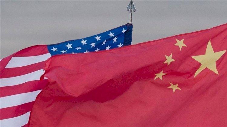 Çin'den ABD'ye sert Filistin tepkisi