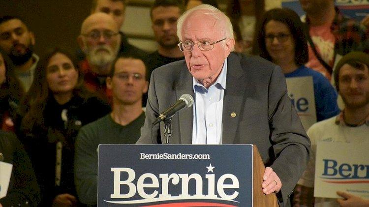 Bernie Sanders'tan Filistin konusunda 'Rotamızı değiştirelim' çağrısı