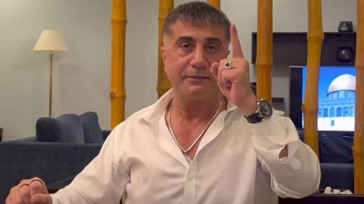 Yeni Şafak yazarı: Sedat Peker Dubai'ye konuşması için mi davet edildi?