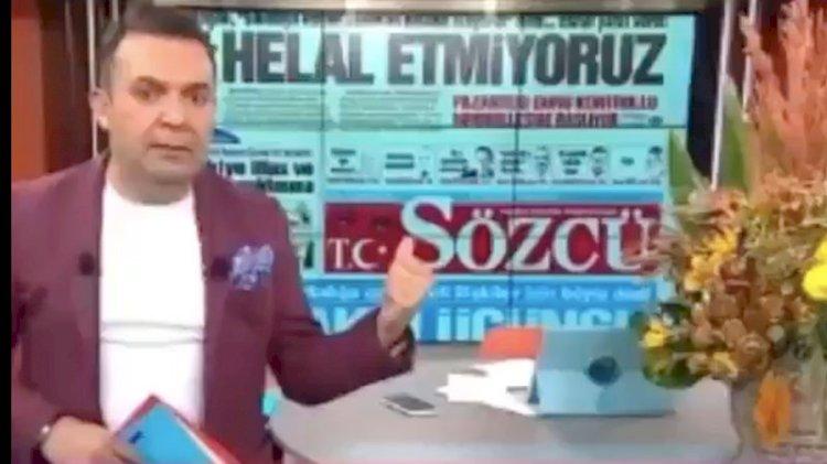 Beyaz TV'de intihar eden vatandaşlar hedef alındı: Sen kumar oyna, her şeyi yap ondan sonra....