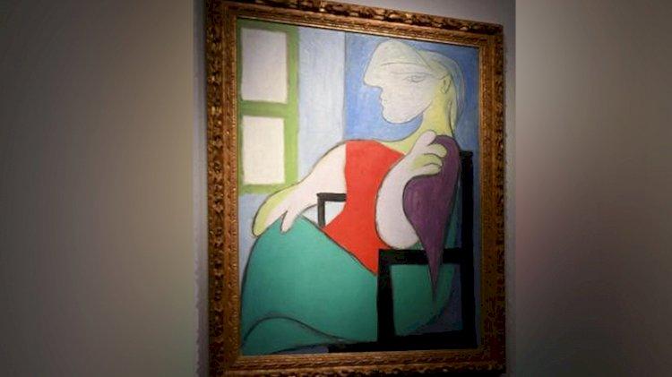 Picasso'nun tablosu dudak uçuklatan fiyata satıldı