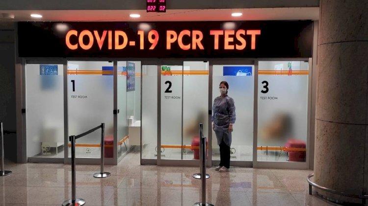 İsrail için PCR kararı