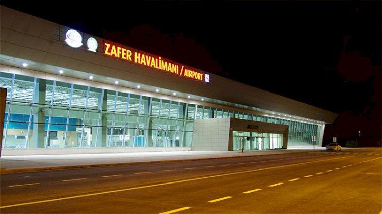 2021'de 1,3 milyon yolcu garantisi verilen Zafer Havalimanı, ilk çeyreği 61 yolcuyla kapattı