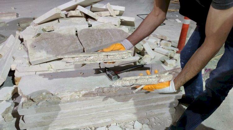 İskenderun Limanı'nda 1 ton uyuşturucu ele geçirildi