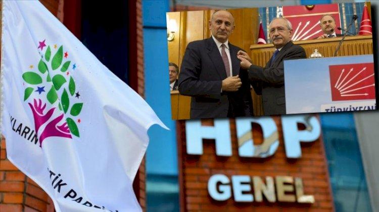 HDP'ye bakanlık mı verilecek? 'Bu PKK'ya teslimiyet'