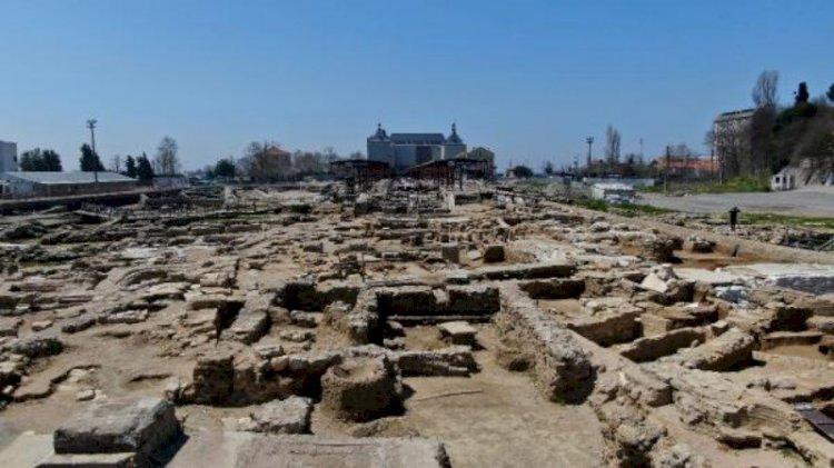 'Körler Ülkesi'nin 2 bin 400 yıllık anıtı... Haydarpaşa'nın altında gizli şehir