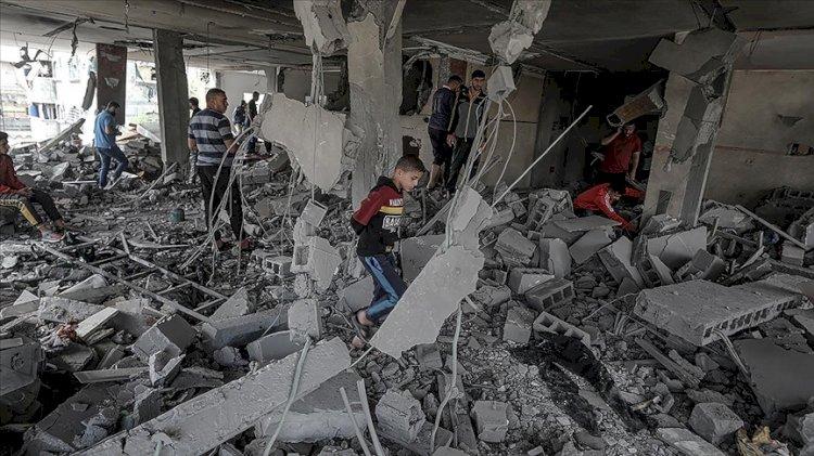 İsrail Gazze'ye saldırmadan önce ABD ile silah anlaşması imzalamış