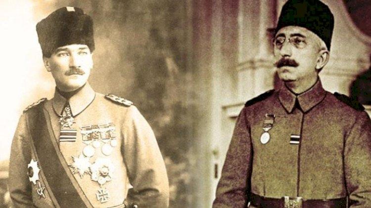 Atatürk'ü Samsun'a Vahdettin mi gönderdi? Tam bir çarpıtma