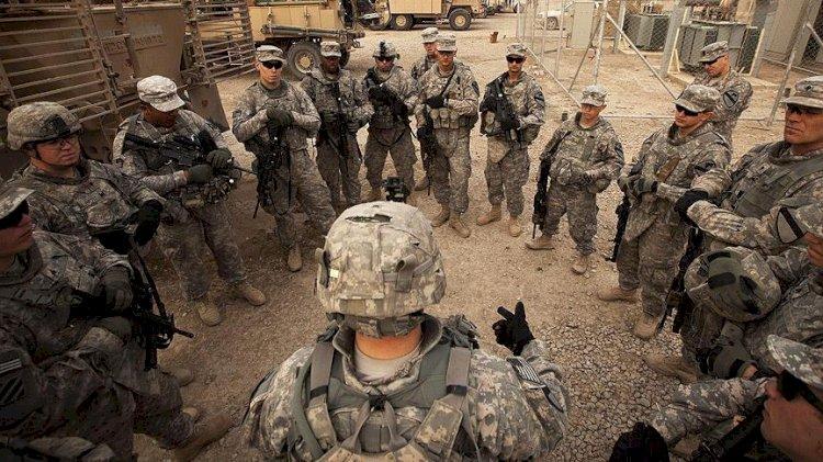 Pentagon'un 60 bin askerlik gizli ordusu ifşa oldu!
