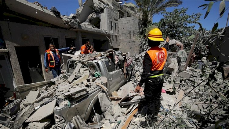 İsrail'in Gazze saldırılarında bilanço ağırlaşıyor
