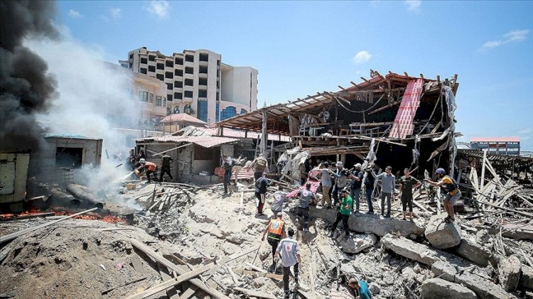 'Hamas, Mısır'ın İsrail'le ateşkes önerisini kabul etti' iddiası