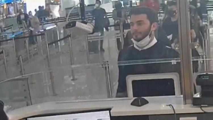 Thodex'in sahibi Fatih Özer'in kaçış anı görüntüleri ortaya çıktı!