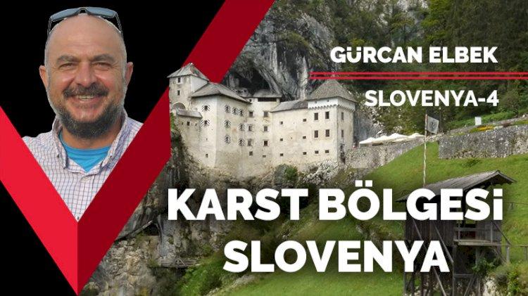 Karst bölgesi, Slovenya
