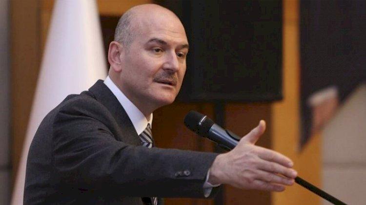 Süleyman Soylu'dan 'uyuşturucu' açıklaması