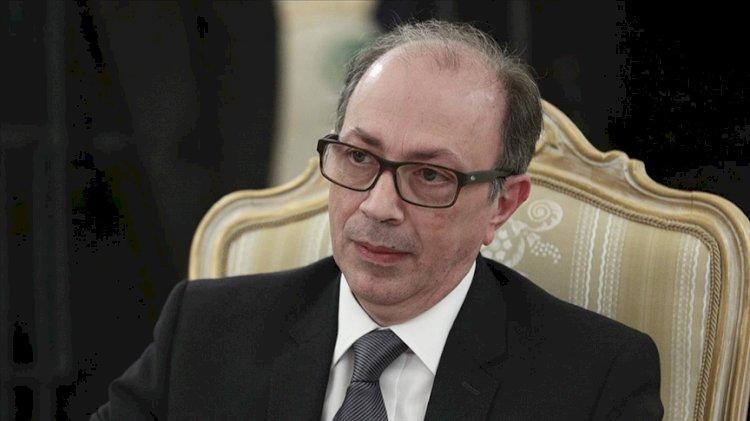 Ermenistan'da üst düzey istifa!
