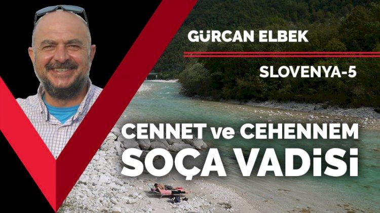 Cennet ve cehennem: Soça Vadisi, Slovenya