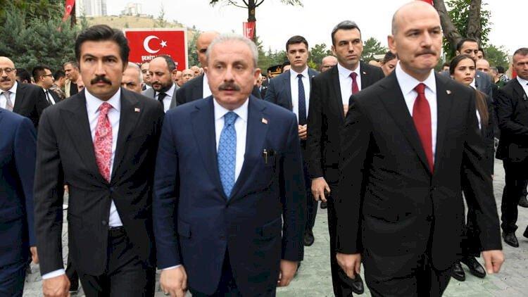 Mustafa Şentop sessizliğini koruyor... Süleyman Soylu'yu şikayet etti mi?