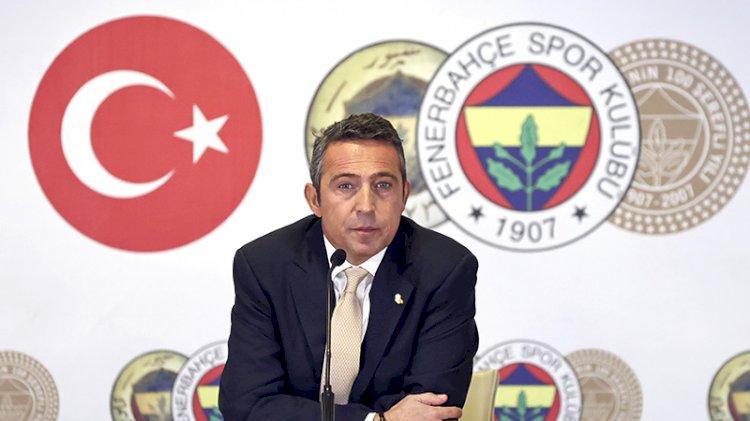 Ali Koç: Fenerbahçe'ye şike yaptı diyenler FETÖ'ye hizmet ediyor