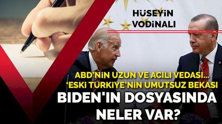 ABD'nin uzun ve acılı vedası... 'Eski Türkiye'nin umutsuz bekası