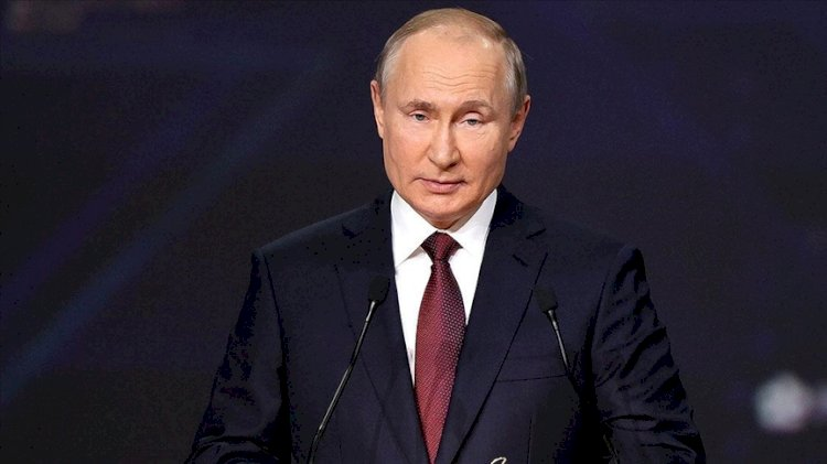 Putin'den gözdağı