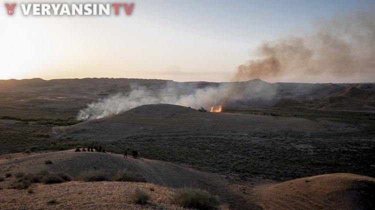 Irak'ta IŞİD'e karşı kara operasyonu